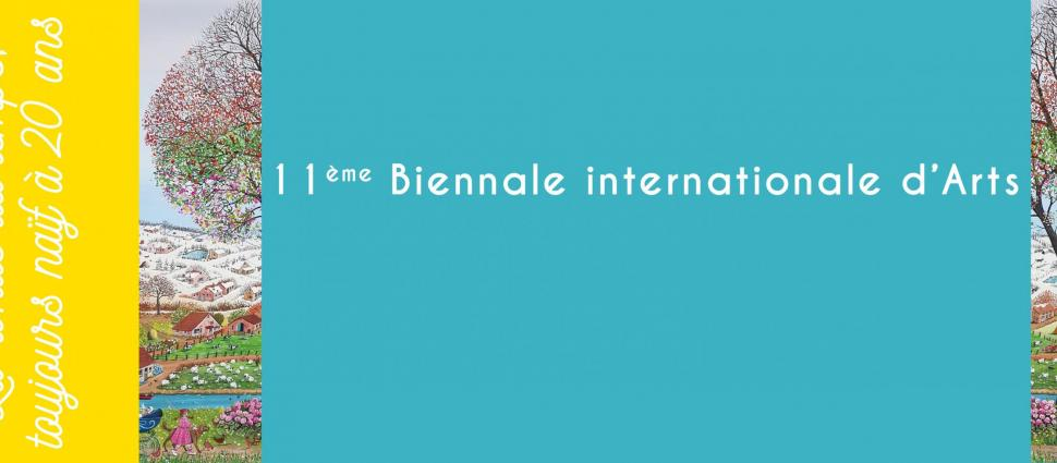 Biennale internationale d'arts naïf et singulier